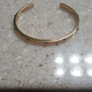 Michael Kors Open Cuff Bangle Bracelet